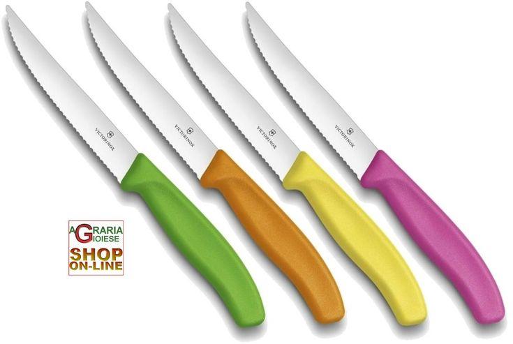 VICTORINOX SET 4 COLTELLI PER PIZZA ARANCIO ROSA VERDE GIALLO https://www.chiaradecaria.it/it/victorinox-coltelleria-cucina/20652-victorinox-set-4-coltelli-per-pizza-arancio-rosa-verde-giallo.html