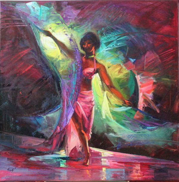fény, tánc, lendület