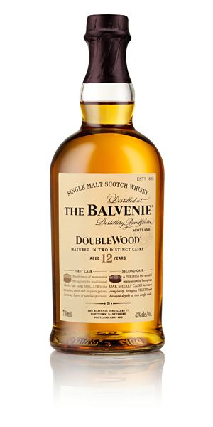Balvenie DoubleWood 12 Year Old available from Whisky Please.