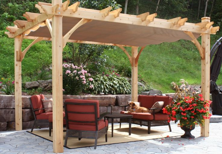 Outdoor Living Today 10 X 10 Breeze Pergola With