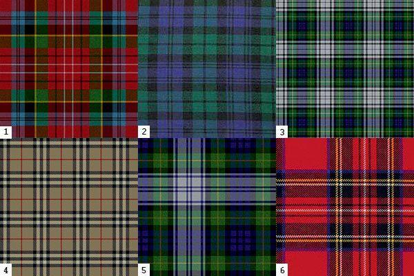тартан, шотландия, шотландская клетка, великобритания