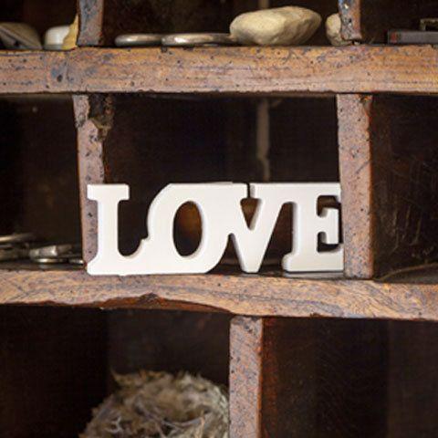 lettres love petit modèle pas cher