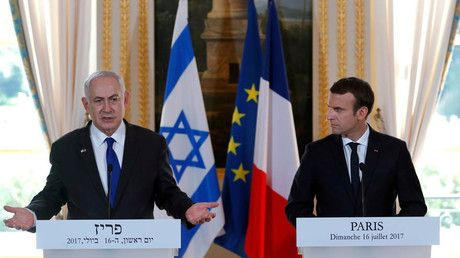 'We deported French Jews, not the Germans': Macron slams anti-Zionism https://tmbw.news/we-deported-french-jews-not-the-germans-macron-slams-anti-zionism  Published time: 17 Jul, 2017 16:19Edited time: 17 Jul, 2017 17:06French President Emmanuel Macron denounced anti-Zionism, saying any failure to recognize Israel is the modern manifestation of anti-Semitism.The Frenchman was speaking alongside Israeli Prime Minister Benjamin Netanyahu at an event Sunday marking the 75th anniversary of the…