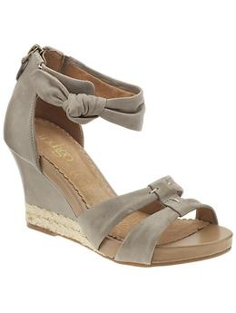Sky Reno sandals by Indigo by Clarks ... I thought that these were middle-aged lady shoes but these are sure cute!
