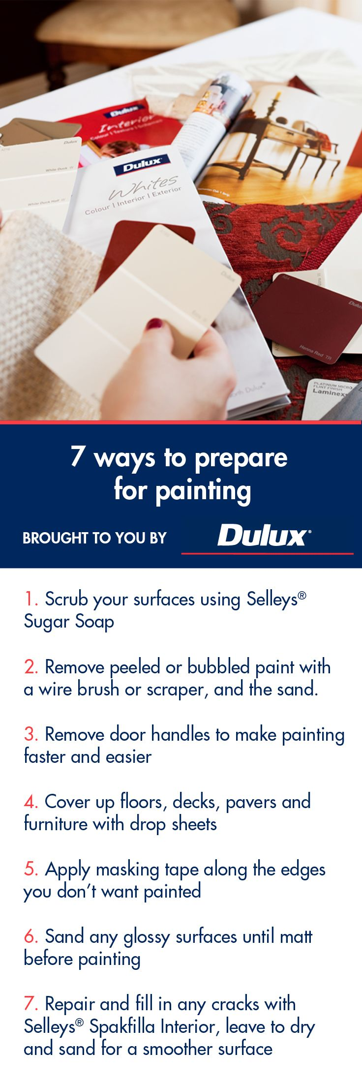 Paint preparation made easy! #Easter