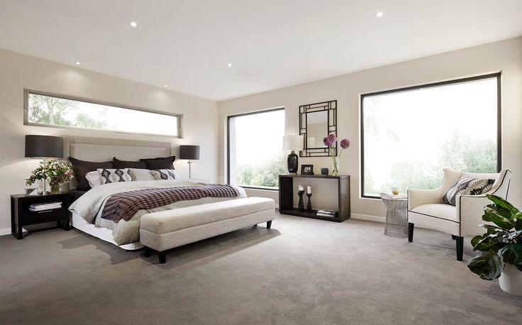Brighton 46 master suite.