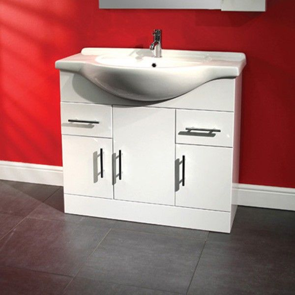 vanity basin units for bathroom.  133 95 75 White Vanity Basin Unit Better Bathrooms 43 best Units images on Pinterest units