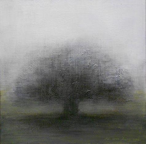 Min-Woo  Bang - Misty Tree
