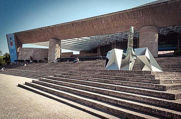 Auditorio Nacional - Teodoro González de León