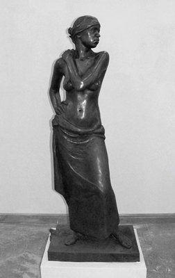 Black / Fekete Molnár Levente Szobrász/Sculptor http://www.molnarlevente.com
