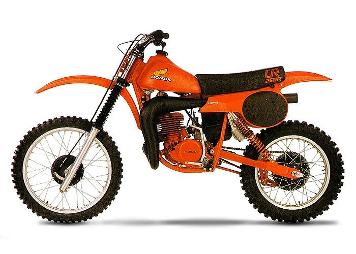 Honda Elsinore A Refinement Of The Game Changing 1978 Model With FIM Legal Sidepanels And Plastic Fuel Tank Being Big Changes