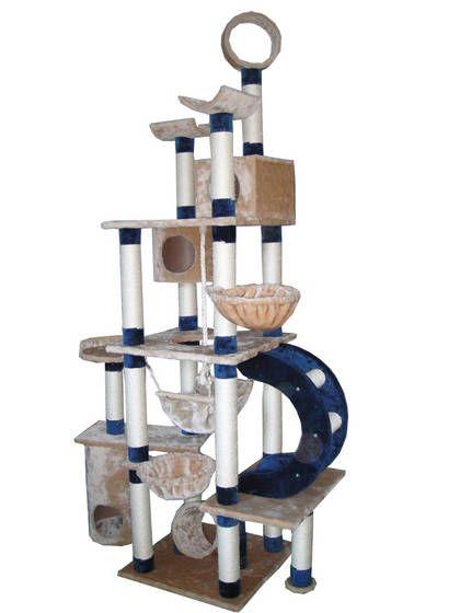 Cat_Tree_Cat_Furniture_Cat_Tower_Cat_Toy_PET_Products.jpg #treecondo - Understanding your cat better at - Catsincare.com!