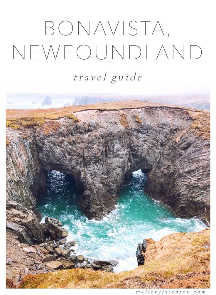 Travel guide and tips to the Bonavista Peninsula