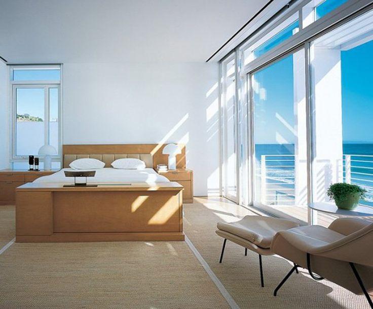 Beach Theme Bedroom Ideas | Bedroom Decorating Ideas One Of 6 Total Photos  White Modern Beach