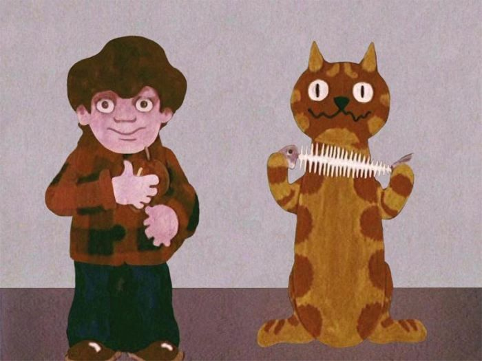 CHARLEY SAYS... love these little public service announcement videos for kids in the 70's!
