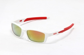oakley crosslink sunglasses red/fire Iridium $13