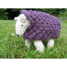 Mouton à tricoter HEATHER. Tricot anglais.
