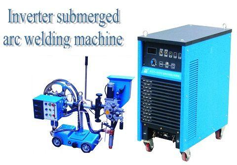 Inverter submerged arc welding machine in India