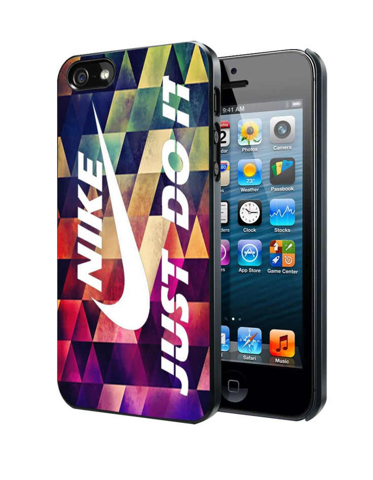 Geometric Nike Just Do it Samsung Galaxy S3/ S4 case, iPhone 4/4S / 5/ 5s/ 5c case, iPod Touch 4 / 5 case