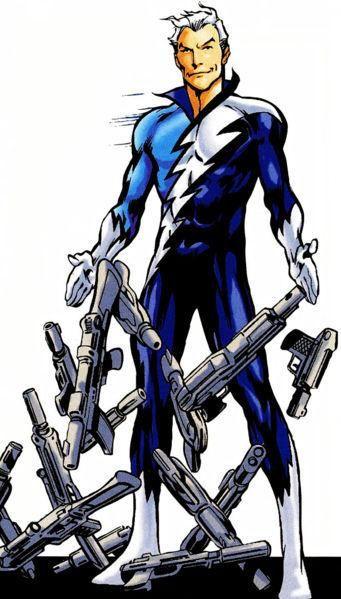 Quicksilver! - Quicksilver (comics) - Wikipedia, the free encyclopedia