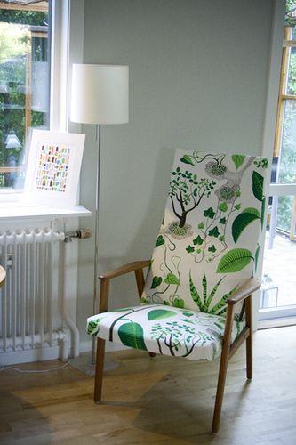 Josef Frank fabric by Craft & Creativity, via Flickr
