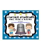This is an exciting unit on U.S. Government! It is perfect for middle elementary school grades (2nd, 3rd, 4th) and can be adapted for higher or low...