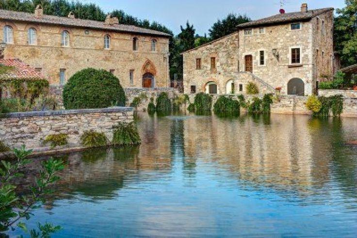 12 best bagno vignoni tuscany images on pinterest - Bagno vignoni siena ...