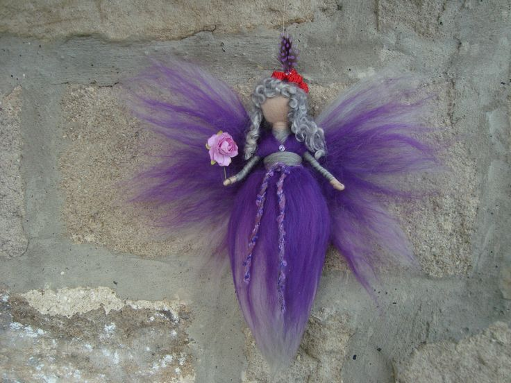 A tribute to Jenny Joseph's poem, 'When I am an old woman, I shall wear purple'