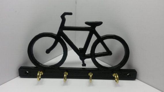 Bicycle Bike Key Holder Key Rack Jewelry by ConceptionToCreation