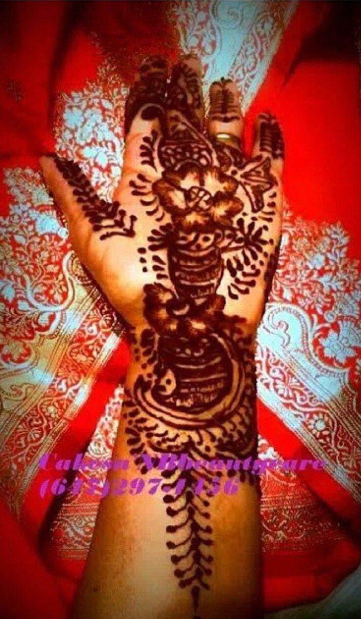 Natural Henna #mississauga #cakesnbeautycarehmal.com #(647)297-1456