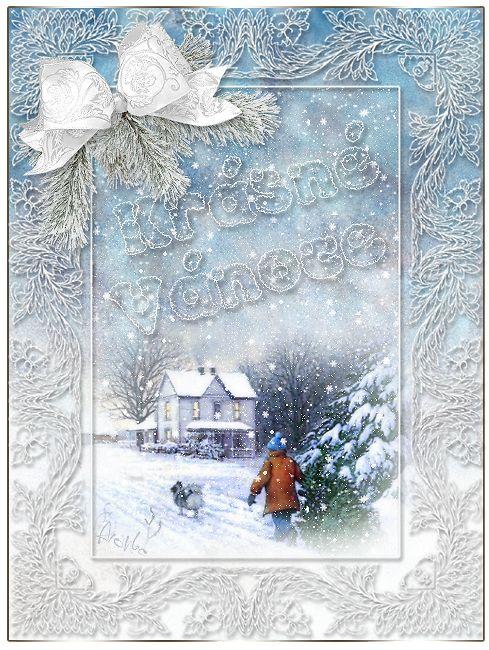 Vánoční přání 1 | vánoční blog
