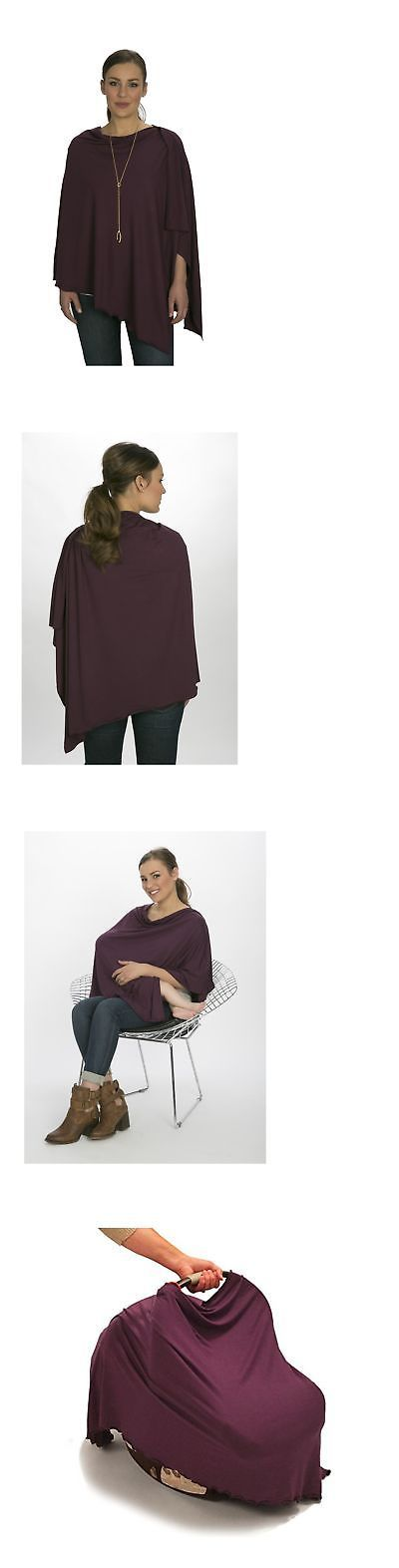 Nursing Covers Blankets 184340: Bamboobies Nursing Cover Shawl Scarf Maternity Poncho Top For Breastfeeding A... -> BUY IT NOW ONLY: $33.77 on eBay!