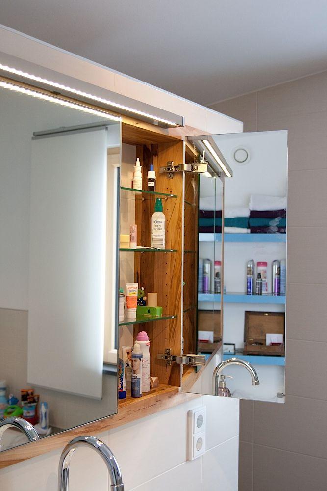 die besten 25 spiegelschrank bad ideen auf pinterest