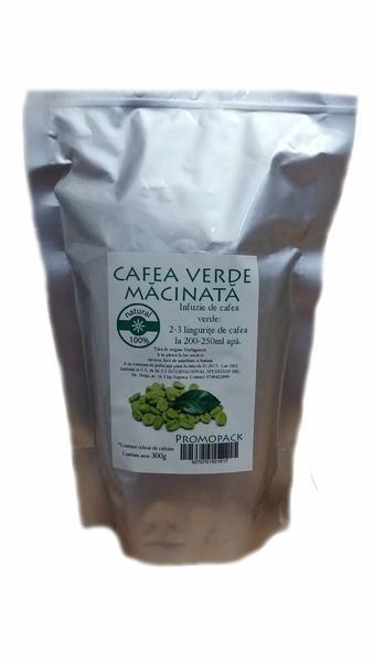 Green coffee,ground, 300 gr. - crazybanana.eu