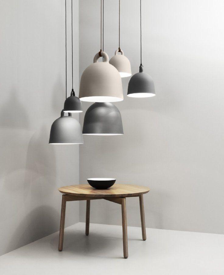 Bell pendant lamp by Norman Copenhagen available at: http://www.skandium.com/bell-pendant-lamp