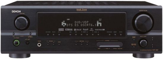 Denon AVR-1907 AV-receiver photo