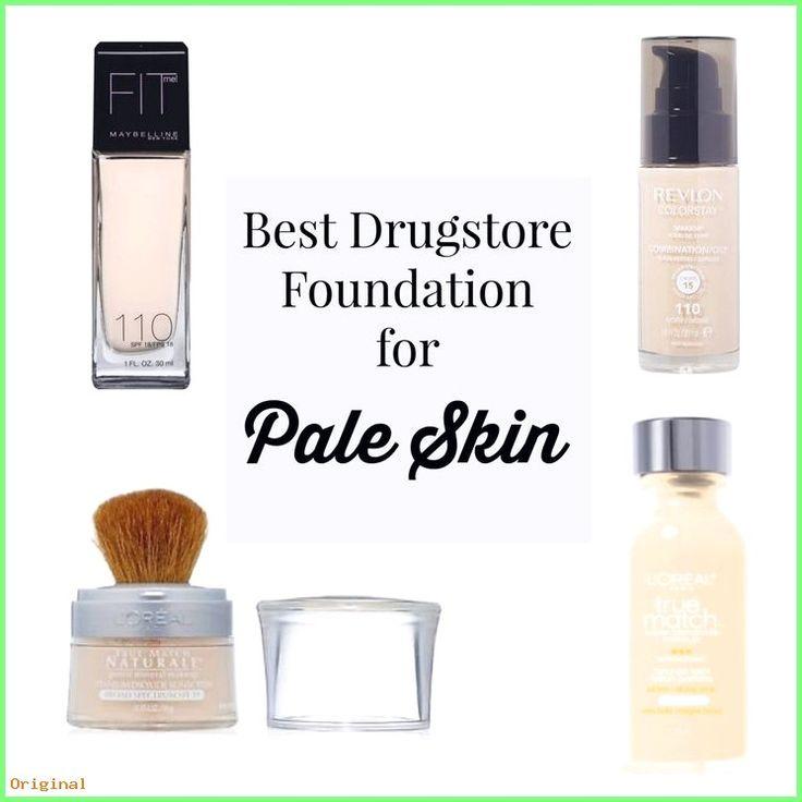 50+ Make Up – Beste Drogerie Make-up für blasse Haut #HautMake-up #Make-up101 #Make-upKunst…