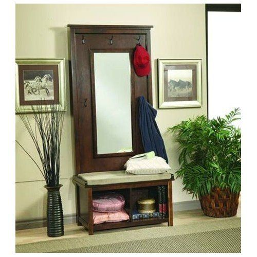 Coaster Home Furnishings Transitional Hall Tree, Walnut  http://www.bestdealstoys.com/coaster-home-furnishings-transitional-hall-tree-walnut/