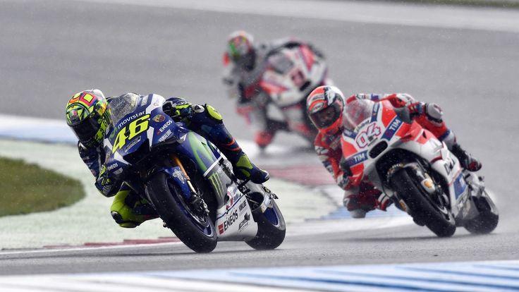 Valentino Rossi MotoGP Assen 2016