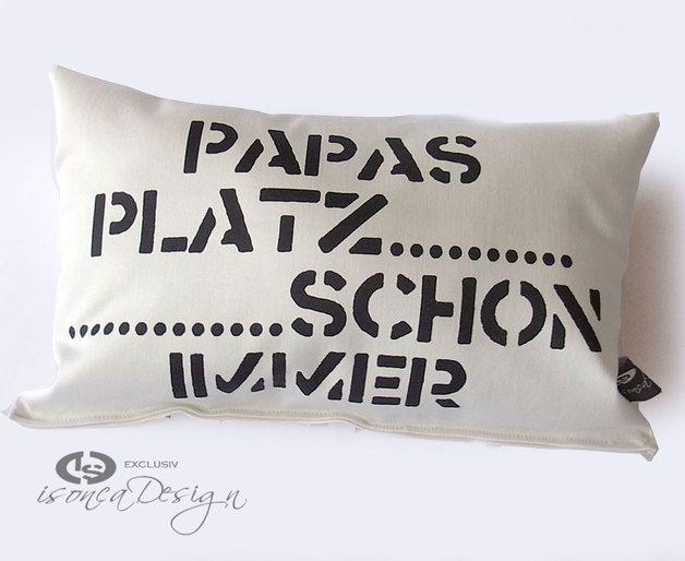 Für Männer - Papa Vater Geschenk - ein Designerstück von isoncaDesign bei DaWanda