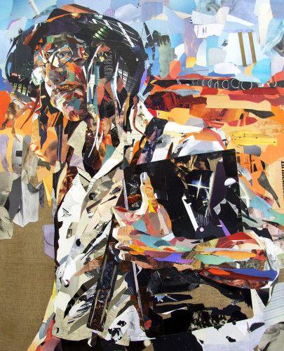 PATRICK BREMER | collage artist