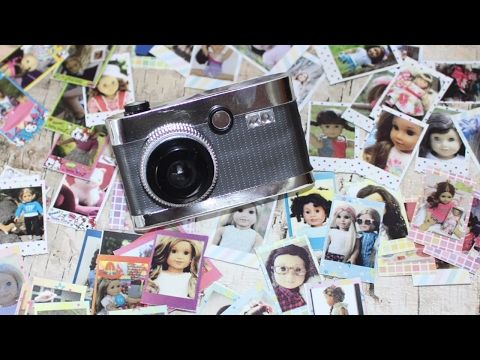 Today I crafted instax mini Doll Cameras to play with. These American Girl Doll Cameras are fun and easy to make. We made these doll cameras so that our …