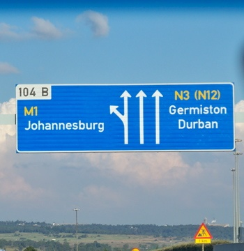 Johannesburg, South Africa...it was definitely a dream vacation for me!