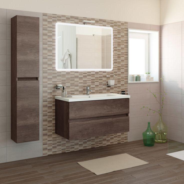Oltre 25 fantastiche idee su mobile cucina in rovere su - Mobile bagno leroy ...