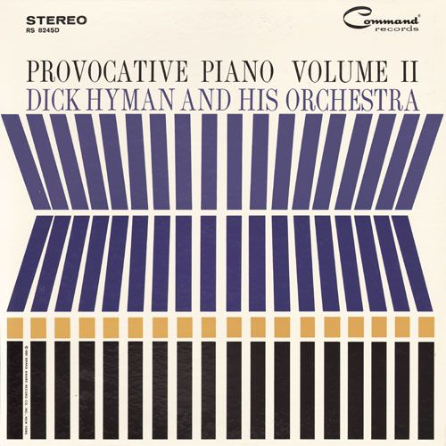 Project Thirty-Three: Provocative Piano Volume II (1961)