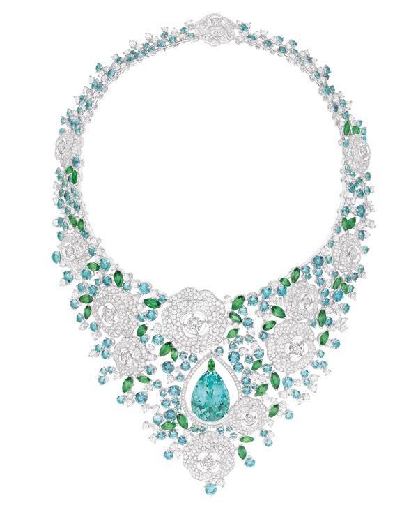 Collection de haute joaillerie Jardin de Camélias, Chanel