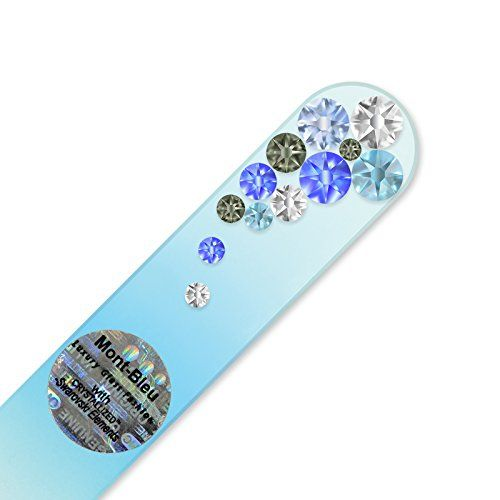 Mont Bleu Glass Nail File hand decorated with crystals fr... https://www.amazon.com/dp/B01MZDZTOQ/ref=cm_sw_r_pi_dp_x_BgXBzbNK00RPY