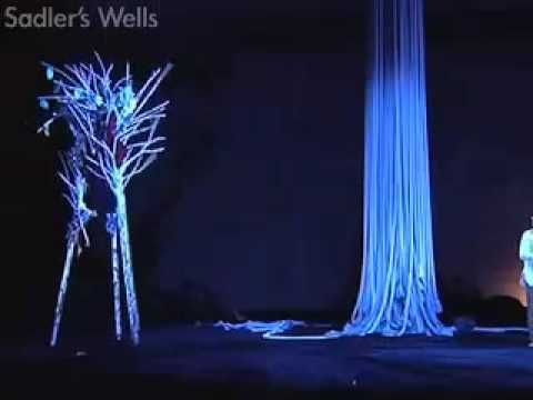 ▶ James Thiérrée - Au Revoir Parapluie - YouTube