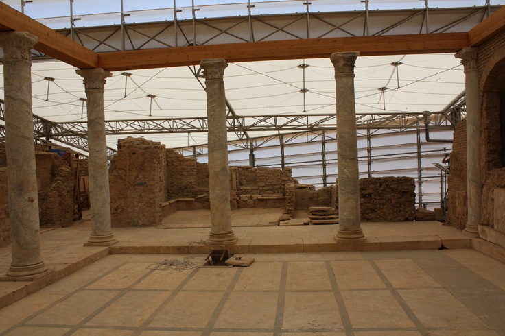 Ephesus,Turkey -  Terrace Houses 20