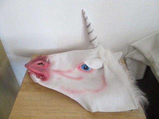 Magical Unicorn Mask New